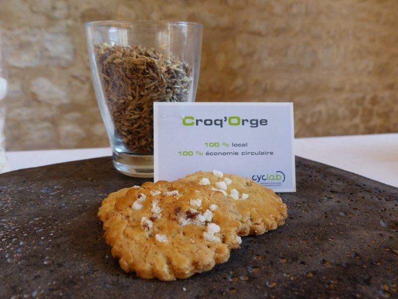Biscuits aux céréales